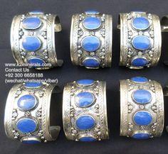 gypsy bracelets Pulseras kuchi afgano Kuchi pulseras