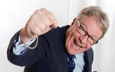 Jim Davidson Bouncing Back: There's a new Generation Game and you could make millions!