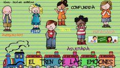 EDUCACION PARA LAS EMOCIONES EL TREN DE LAS EMOCIONES
