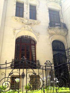 Av. Alvear y Callao. Recoleta, Buenos Aires.