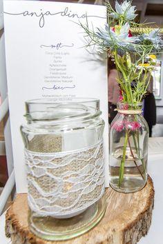 Diy Vintage Hochzeitsdeko Mit Wildblumen Selbermachen Mehr Infos