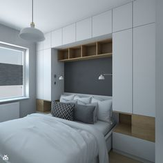 Small Room Design Bedroom, Small Bedroom Interior, Fitted Bedroom Furniture, Small Bedroom Storage, Fitted Bedrooms, Bedroom Cupboard Designs, Small Master Bedroom, Bedroom Closet Design, Modern Bedroom Design