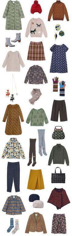2013–2014 Autumn & Winter Collection - Pick Up  Sally Scott
