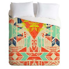 Pattern State Nomad Dawn Duvet Cover   DENY Designs Home Accessories