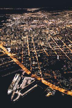 Las luces de San Francisco