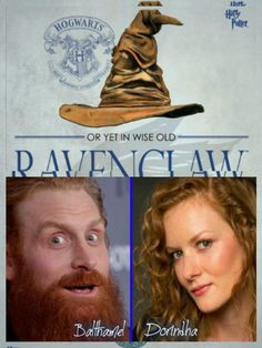 Ravenclaw: Balthamel (Reietto) - Dorindha (Ajel)