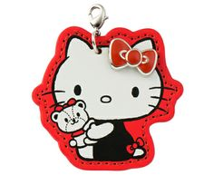 ! 40th anniversary of Hello Kitty Character Leather ★   Goods   Hello Kitty 40th Anniversary Special Site