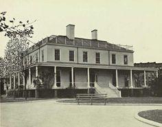 New York City's beautiful Gracie Mansion.