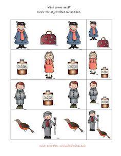 Preschool Printables: Mary Poppins