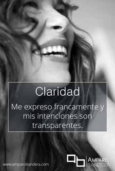 Claridad #Terapia #DecidoSerFeliz #Bienestar #SaludEmocional