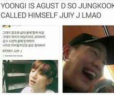 LET AGUST D AND JULY J RISE (Seriously imagine if there was a subunit with them omf I would die)