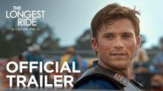 The #LongestRide starring Scott Eastwood, Britt Robertson, Alan Alda, Oona Chaplin, and Jack Huston | Official Trailer | In theaters April 10, 2015
