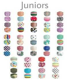 2015 Fall/Winter Jamberry Juniors Collection You can purchase from here! mayumi.jamberry.com