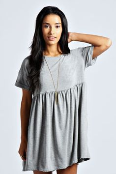 Ruby Oversized Smock Dress it looks cute and comfy! My perfect combination!