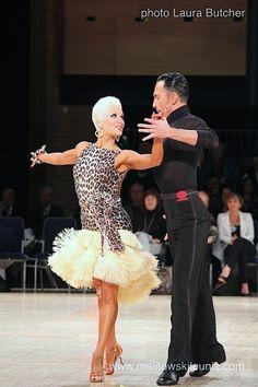 Michael & Joanna UK Open Dance Champions 2013