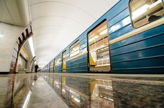 Saint Petersburg Metro