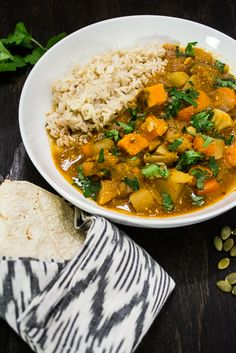 Inspired by a trip to Guatemala, this pepian root vegetable stew is rich and spicy, perfect for warming you up on cold winter nights.