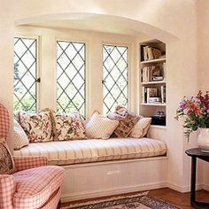 love the window design.