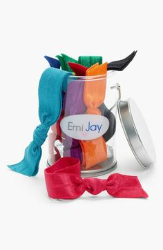 Emi-Jay Holiday Hair Tie Tin (Nordstrom Exclusive)   Nordstrom