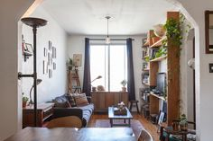 Mike's Hand-Crafted Montreal Apartment