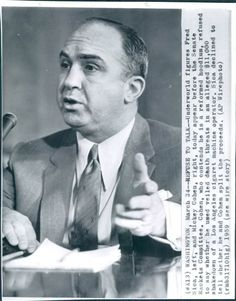 Other Collectible Contemporary Celebrity Photos Mickey Cohen, Mobsters, Honor Society, Gangsters, Press Photo, Celebrity Photos, Mafia, Crime, Boss