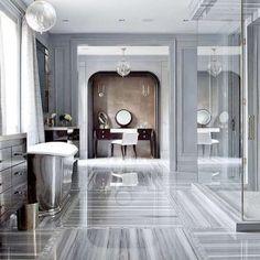 bathroom :: Brian Gluckstein