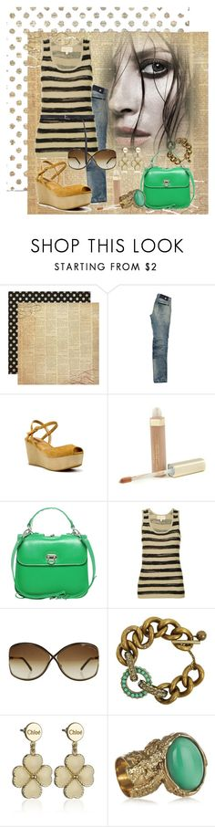 """untiled"" by alexacardoso ❤ liked on Polyvore featuring ...Lost, HIGH, Zara, Elizabeth Arden, ASOS, MICHAEL Michael Kors, Tom Ford, Lanvin, Chloé and Yves Saint Laurent"