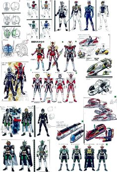 sentai monster concepts - Google Search