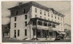 Lambertville House  Lambertville, NJ