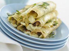Crespelle ripiene: le migliori ricette | Donna Moderna