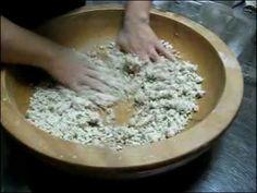 Tallarines orientales totalmente hechos a mano pasta fresca fatta a mano 13 - YouTube