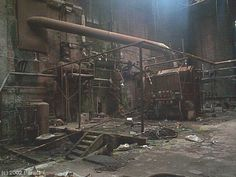 Výsledek obrázku pro  metal abandoned house