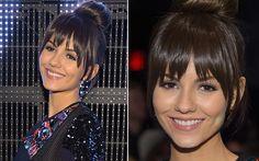 Você se lembrava que estas 12 famosas já usaram franja curta? - Beleza - CAPRICHO