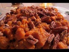 Holiday Recipe | How To Make Sweet Potato Casserole
