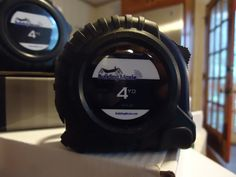 Building Moxie's 4 Yard tape measure ...