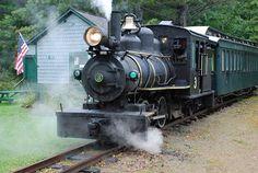 Amtrak Downeaster & Maine Passenger Trains