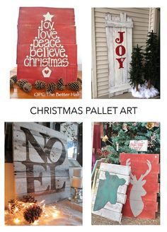 Christmas Trends – Pallets