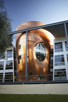 UWA business School in Perth by Woods Bagot