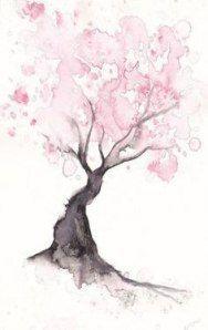 Pin Von Jill Komarek Auf Tattooidee Kirschblutenbaum