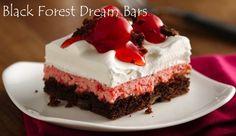 Oktoberfest Simply Delicious Black Forest Dream Bars