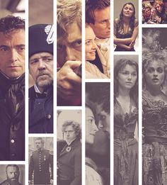 Les Mis movie cast 2012