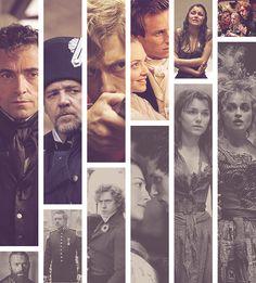 Les Mis movie cast 2012