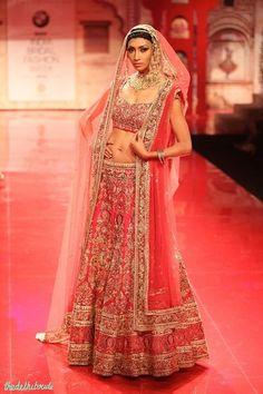 best-bridal-lehenga-designs-2015