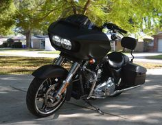 """Used 2015 Harley-Davidson ROAD GLIDE SPECIAL Motorcycles For Sale in Florida,FL. 2015 Road Glide Special FLHXS One owner bike with low miles. Bike has 6.5"""" Touch Screen GPS, Bluetooth, Cruise Control, ABS, Harmon Kardon Sound System, 6 Speed Transmission Custom work done to bike: KST Customs Satin Black 12"""" Outlaw Handlebars RUSH Up Slash 4"""" Slip-On Mufflers Vance and Hines Fuelpak FP-3 Electronic Tuner Screaming Eagle Stage 1 Air Intake Custom Powder Coated (Denim Color Matched) Air Filter…"""