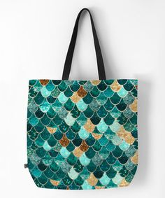 Another great find on #zulily! Monika Strigel Really Mermaid Tote #zulilyfinds