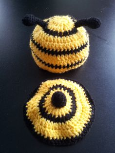 Bumble Bee photo prop for bubs