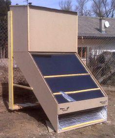 solární sušička – Vytvoř, ušetři a ochraň přírodu … a buď autonomní!
