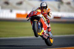 MotoGP: Marc Marquez começa o dia na frente