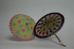 3D Origami – Japanese Umbrella