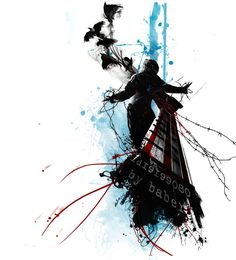 silhouette. | rain | Pinterest | Modern man, Art and ...